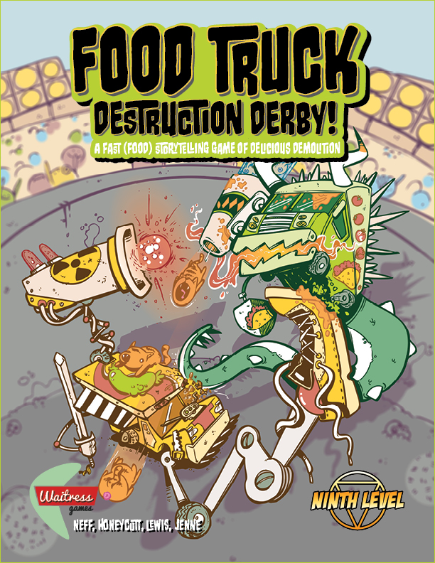 Brian, Cody, Phillip, and JR wrote this delicious game about Flagstaff, Arizona's premier annual event.