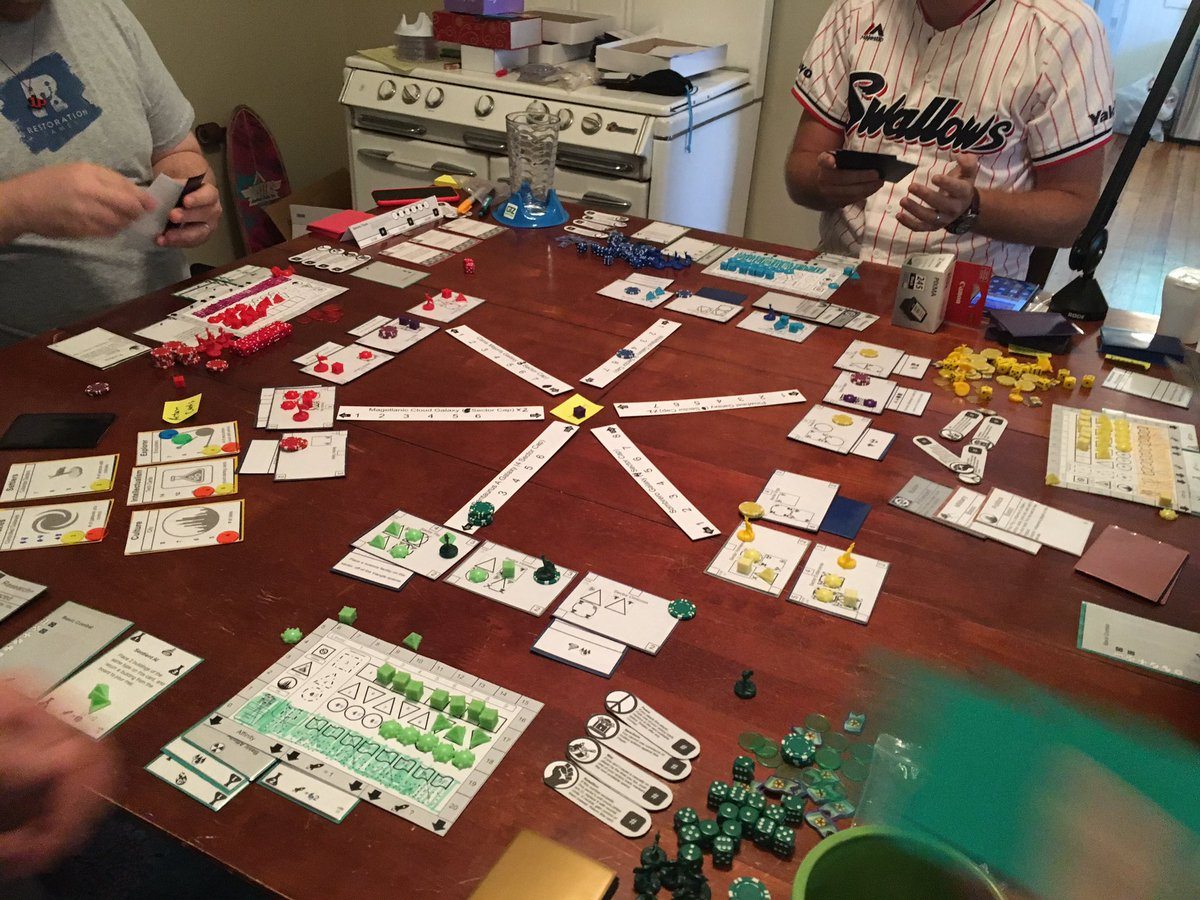 Z4X, a 4X game from Zintis that went through heavy development during a retreat. It's rad!