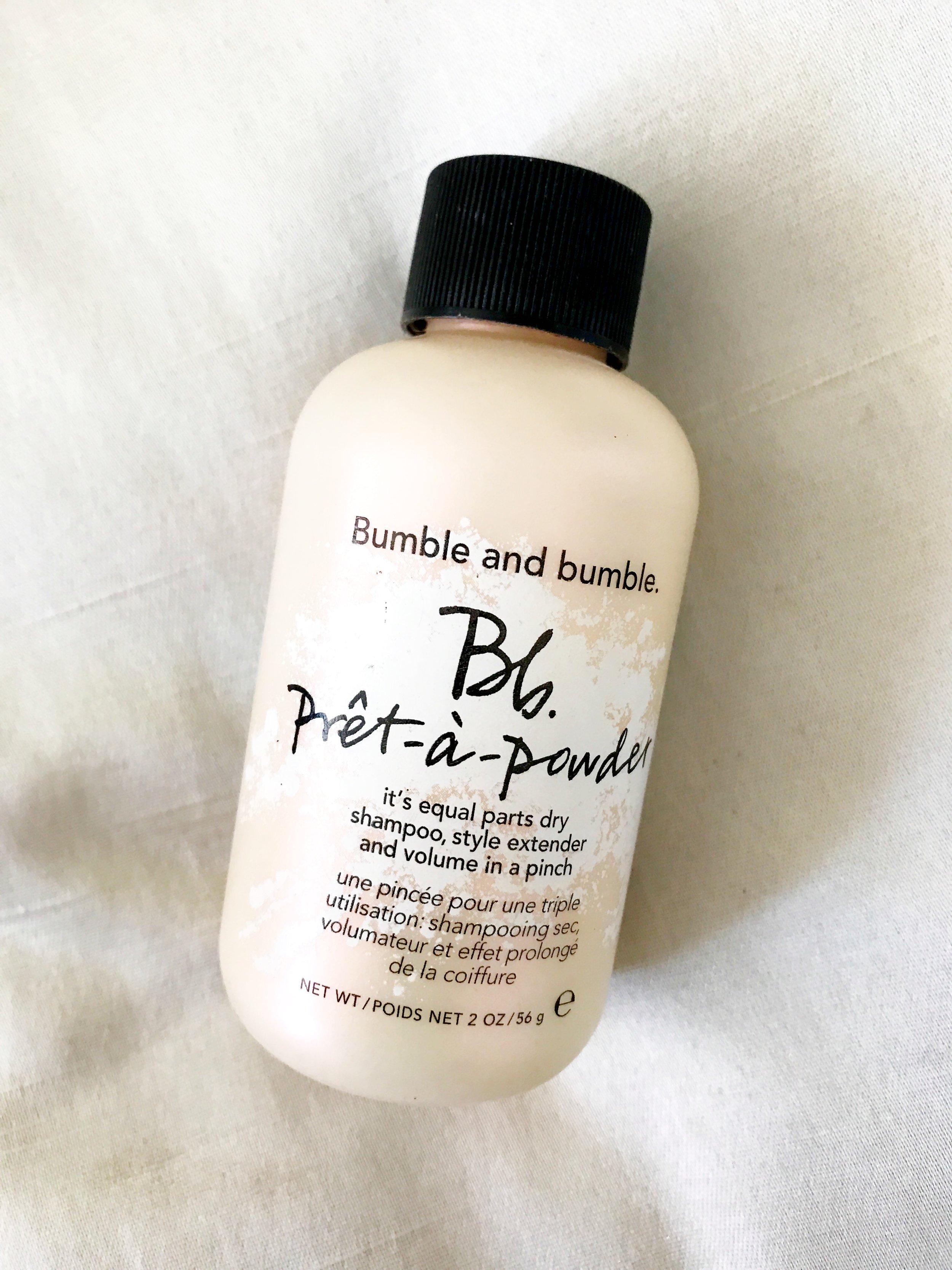 Prêt-à-powder by Bumble and bumble