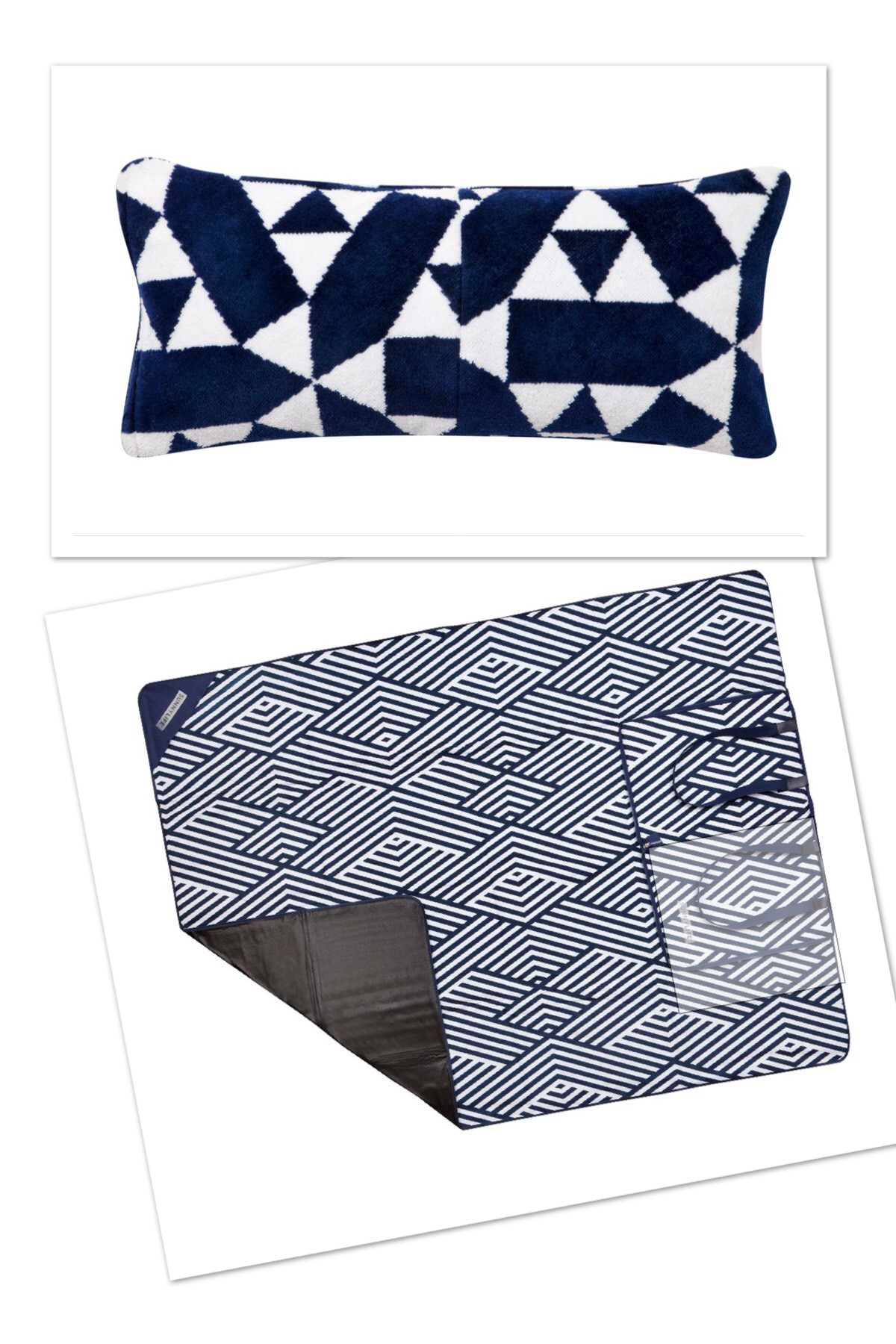 Lounge-Worthy Accessories: Outdoor Pillows and Blankets