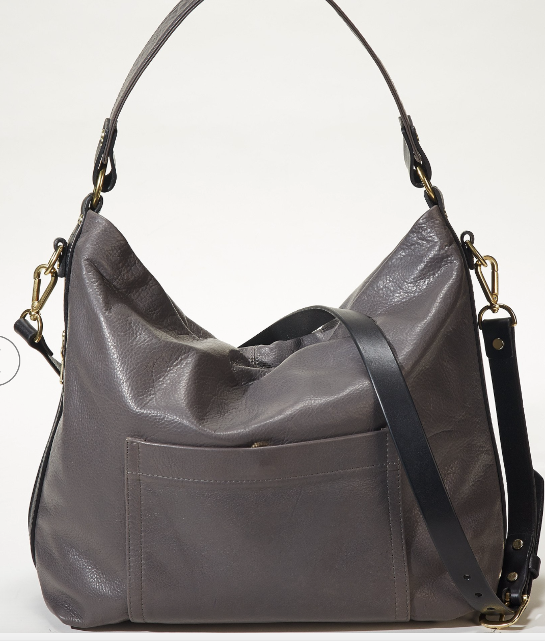 Helen Hobo, Coronado Leather, $329 - With a key-locking external zipper for concealed carry purposes, this is an excellent secure option for your daily routine.  Featuring cowhide leather and brass hardware, this is a chic yet durable choice.Photo Credit: CoronadoLeather.com