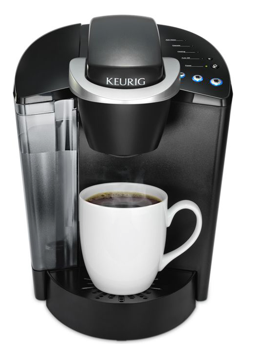 An Upgraded Coffee Maker