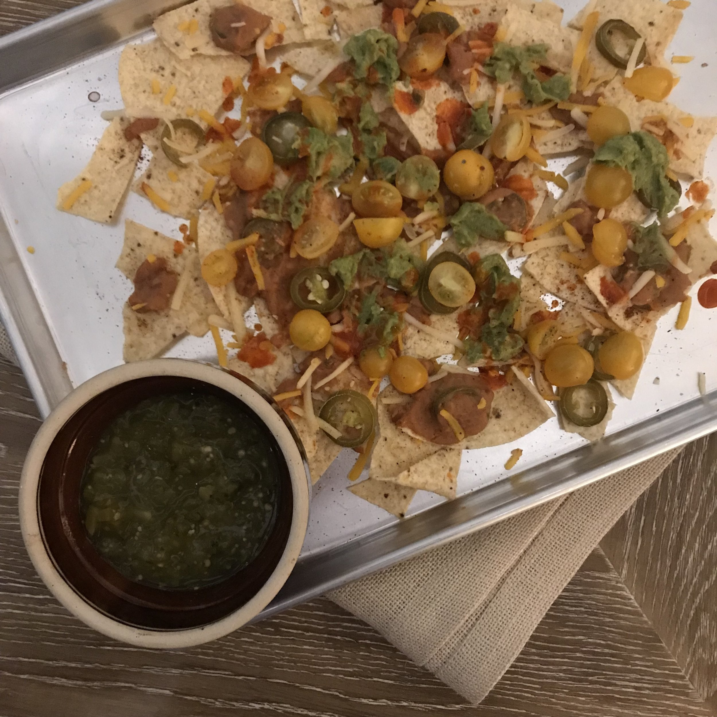 Vegan Nachos = YAS