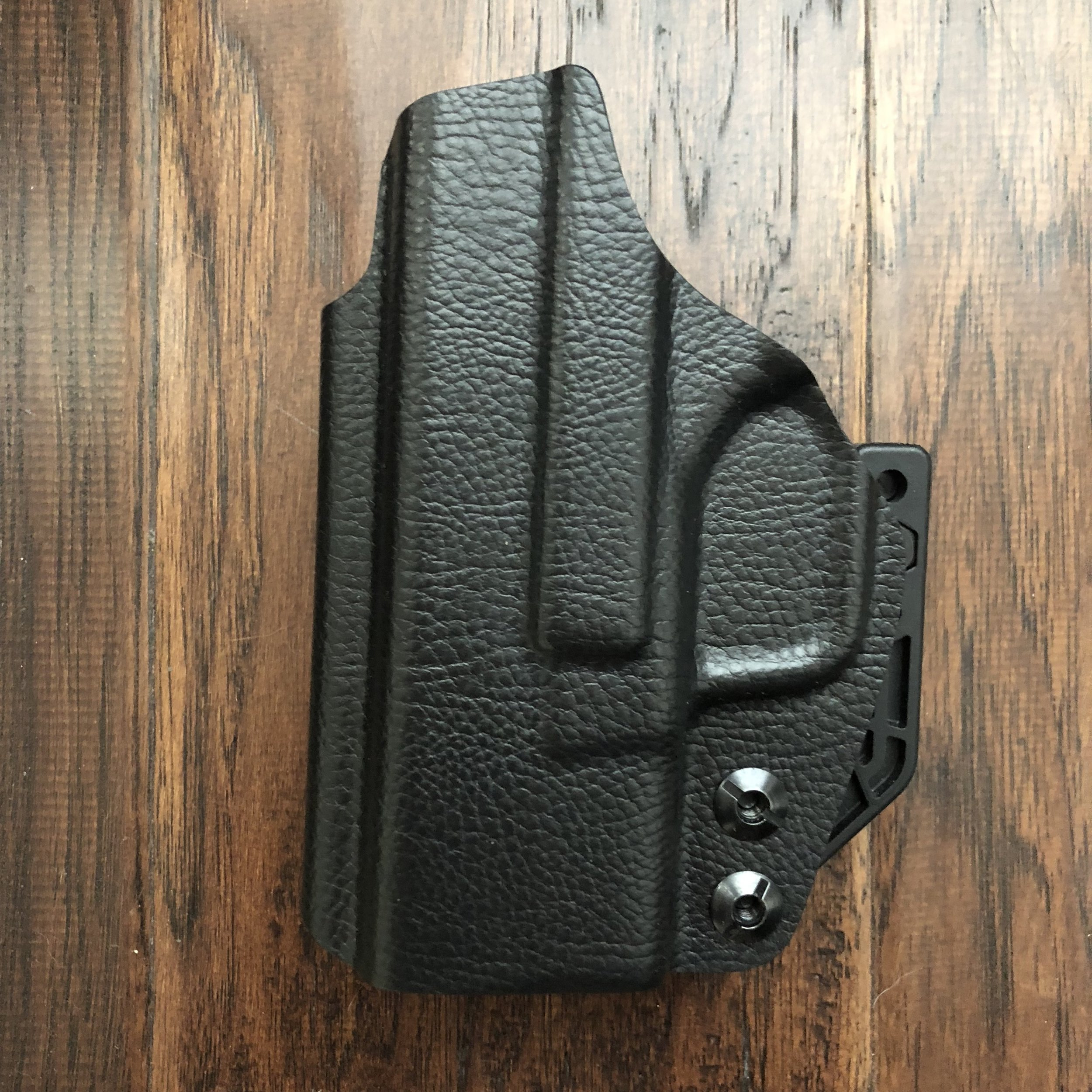 Huckleberry Tactical IWB Holster with UltiClip, $50
