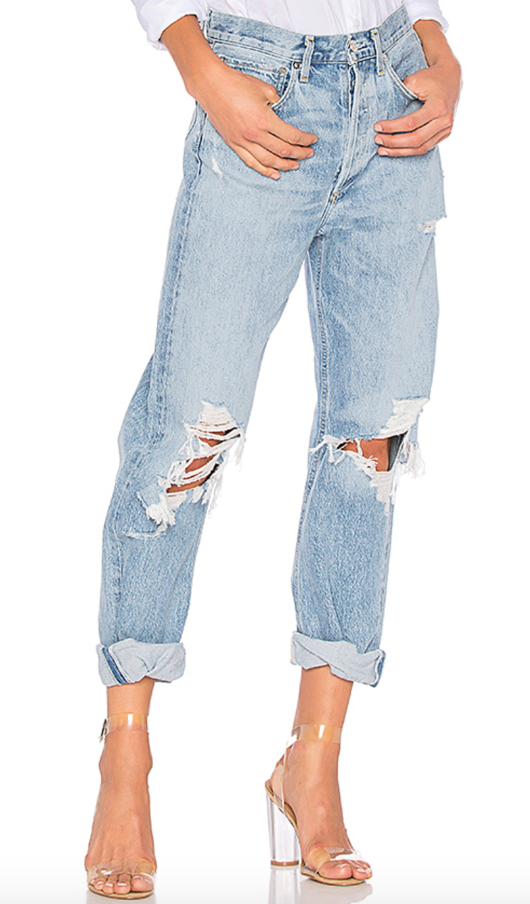 90s Fit Jean from AGOLDE, $188  Photo Credit:  Revolve
