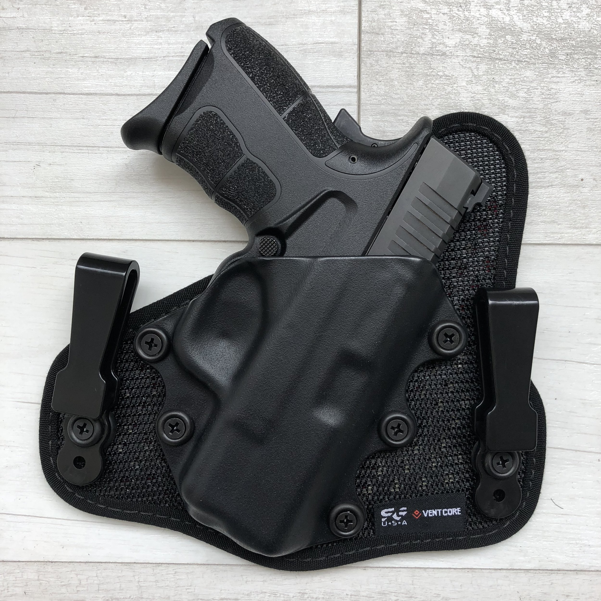 Mini Ventcore Holster from Stealth Gear USA, $99