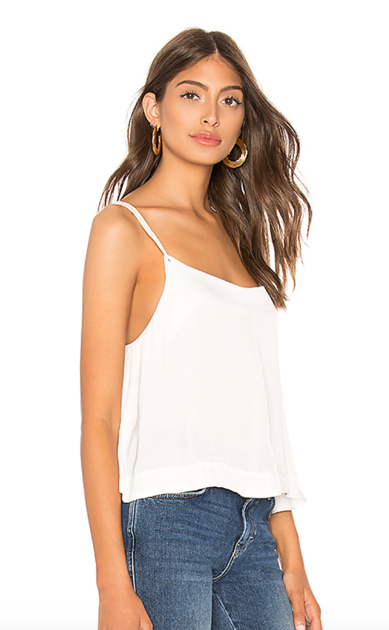 Move Lightly Cami by Free People, $48  Photo Credit:  Revolve