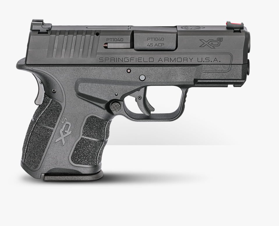 Springfield Armory XD-S Mod.2 in 9mm, MSRP $586  Photo Credit:  Springfield Armory