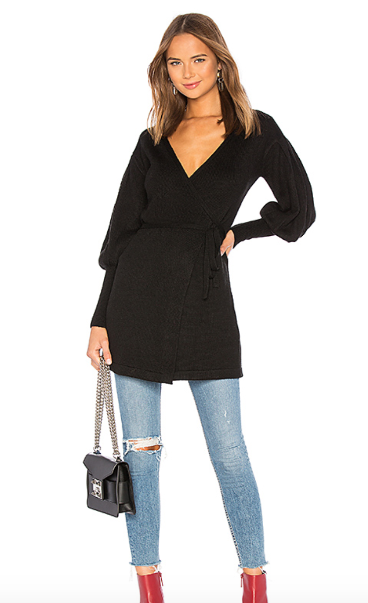 Jane Sweater by Lovers + Friends, $168  Photo Credit:  Revolve