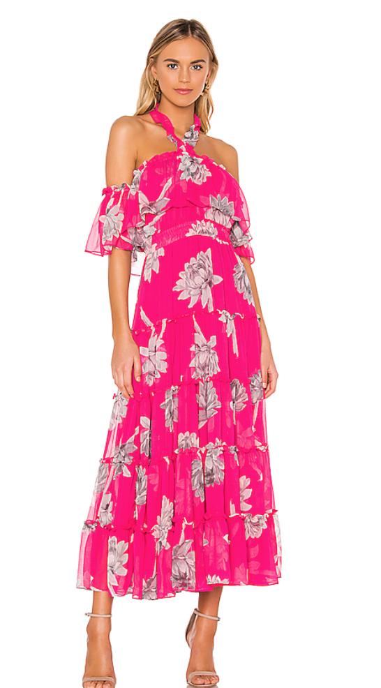 X Revolve Mila Dress