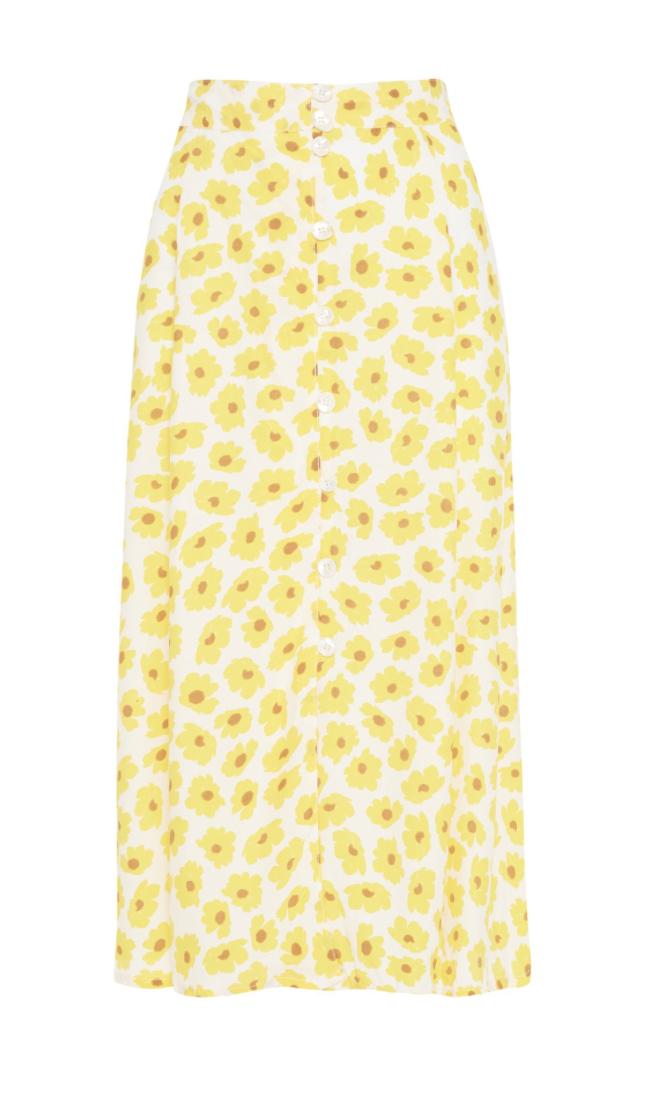 Marin Skirt in Marigold
