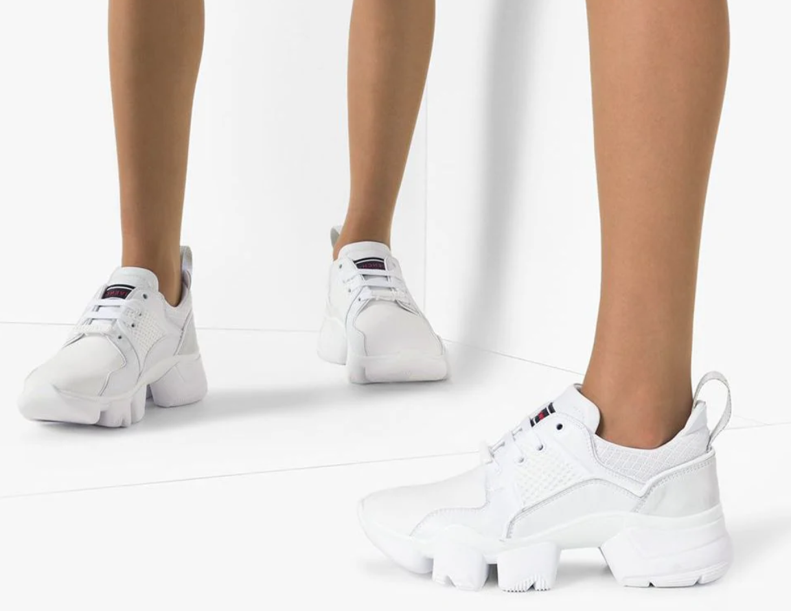 Jaw Chunky Sneakers - Givenchy, $825Photo Credit: Farfetch