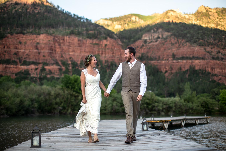 Halie & Alex - River Bend Ranch, Durango, CO