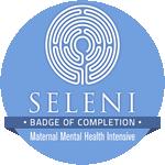 Seleni Postpartum Badge | Dr. Lauren Sosenko | Park Slope Brooklyn