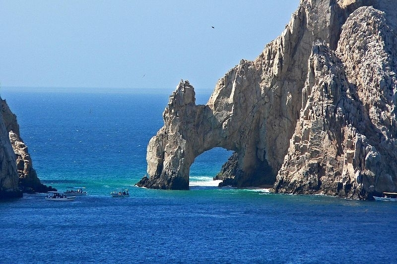 Los Cabos where the Gulf of California meets the Pacific Ocean - Could this be your next vacation?