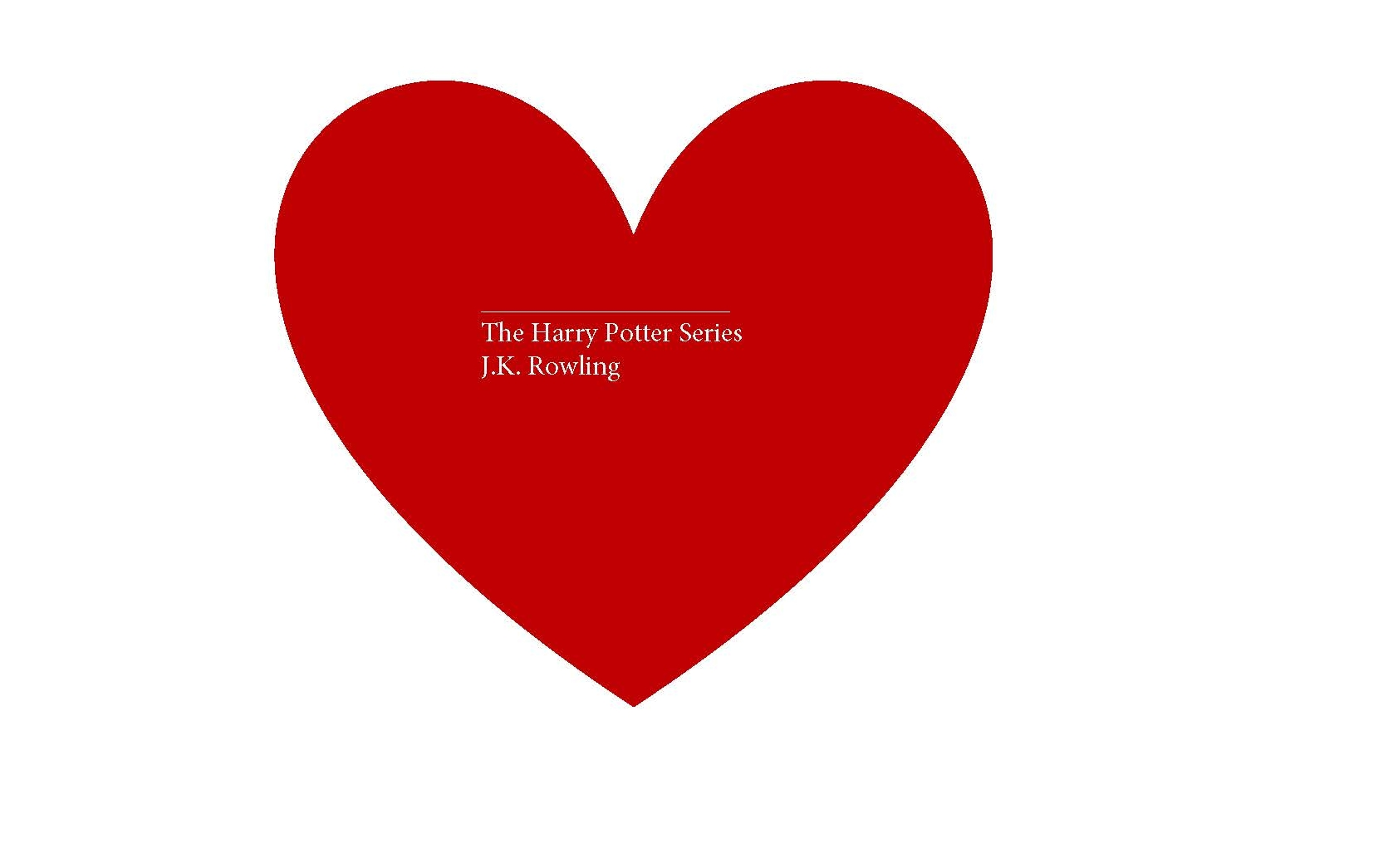 """""""Then she was kissing him as she never kissed him before, and ______ was kissing her back, and it was blissful oblivion, better than firewhiskey; she was the only real thing in the world."""" Harry Potter & the Deathly Hallows"""