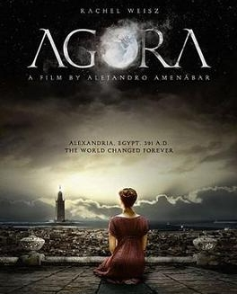 Agora is a film about Hypatia's life