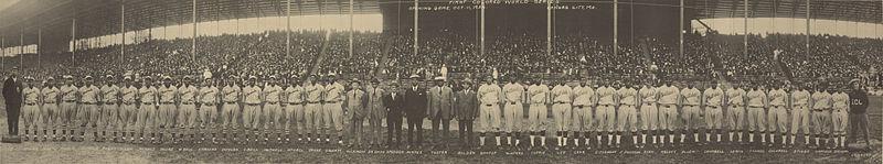 The 1924 Negro League World Series