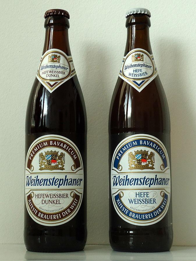 104 OB7 Weihenstephaner.2.beers public domain.JPG