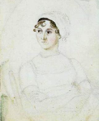 103 OB2 Cassandra Austen's portrait of her sister-JaneAusten_(c.1810).jpg
