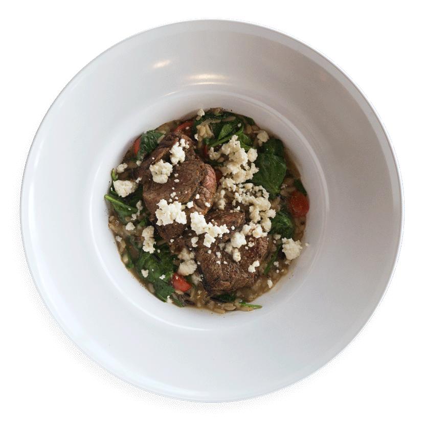 Copy of Steak & Grain Bowl