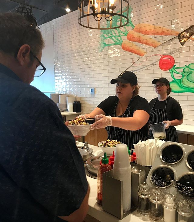 The Carrot Co. is great for lunch, dinner, take out, and catering. We have a dish for every member of your party, regardless of their taste or diet or the occasion.  #thecarrotco #fastcasual #explorerochester #iheartroc #rocny #victorny #eastviewmall #rochesterny #rocfoodies #rochestergrubhub #rochestervegan