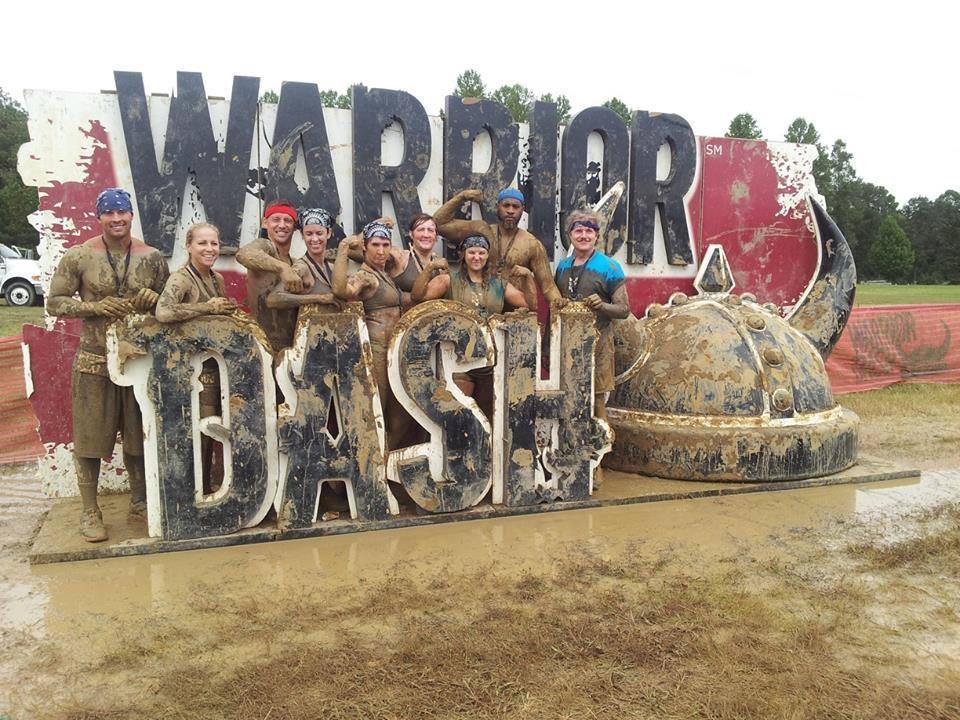 Team Charney Warrior Dash 2013