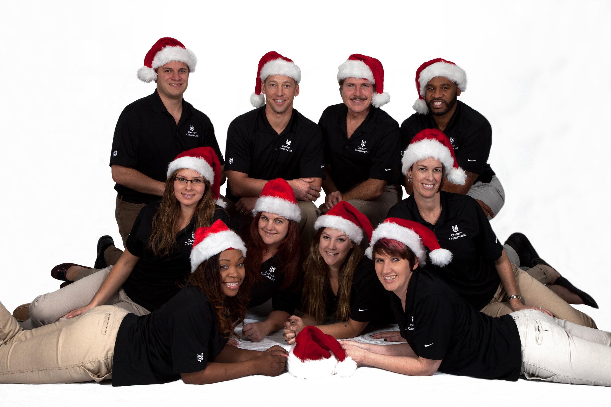 Team Charney Christmas 2012