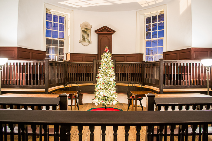 1767 Chowan County Courthouse