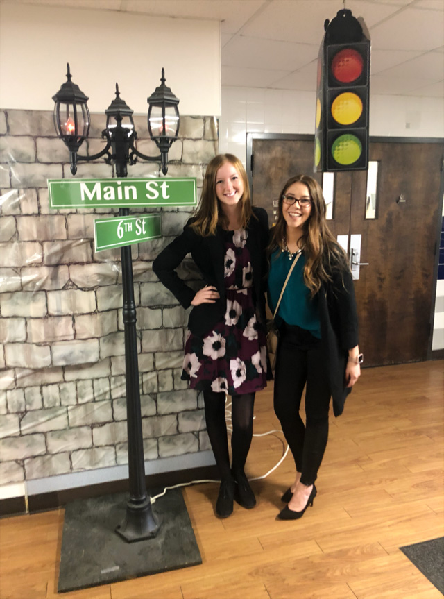 "Our recent intern, Emily, was able to invite media and attend an event at our client, Trinity Christian Academy's ""Math to the Future Day"". In this process she was able to search for media to pitch, develop a pitch and coordinate interview requests."