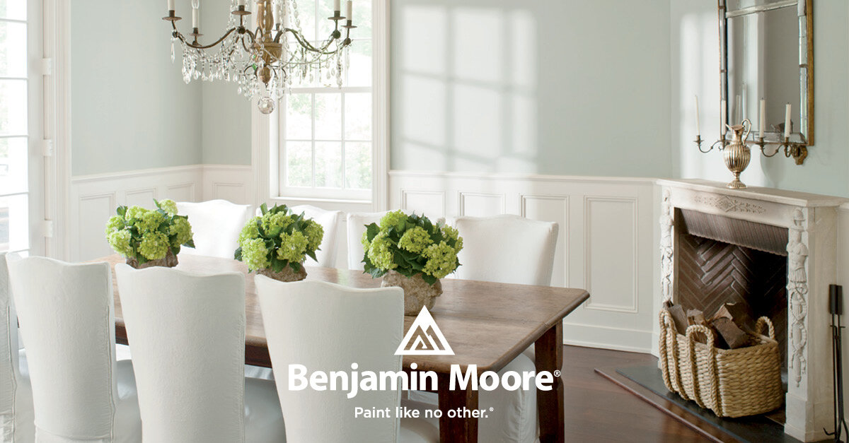 Get Ready for the Holidays! - 15% off Aura - Promo Code FBE1525% off - All other Benjamin Moore Paints - Promo Code FBE25*Offers can't be combined with any other offer* Offer Valid: 10/4 - 10/17