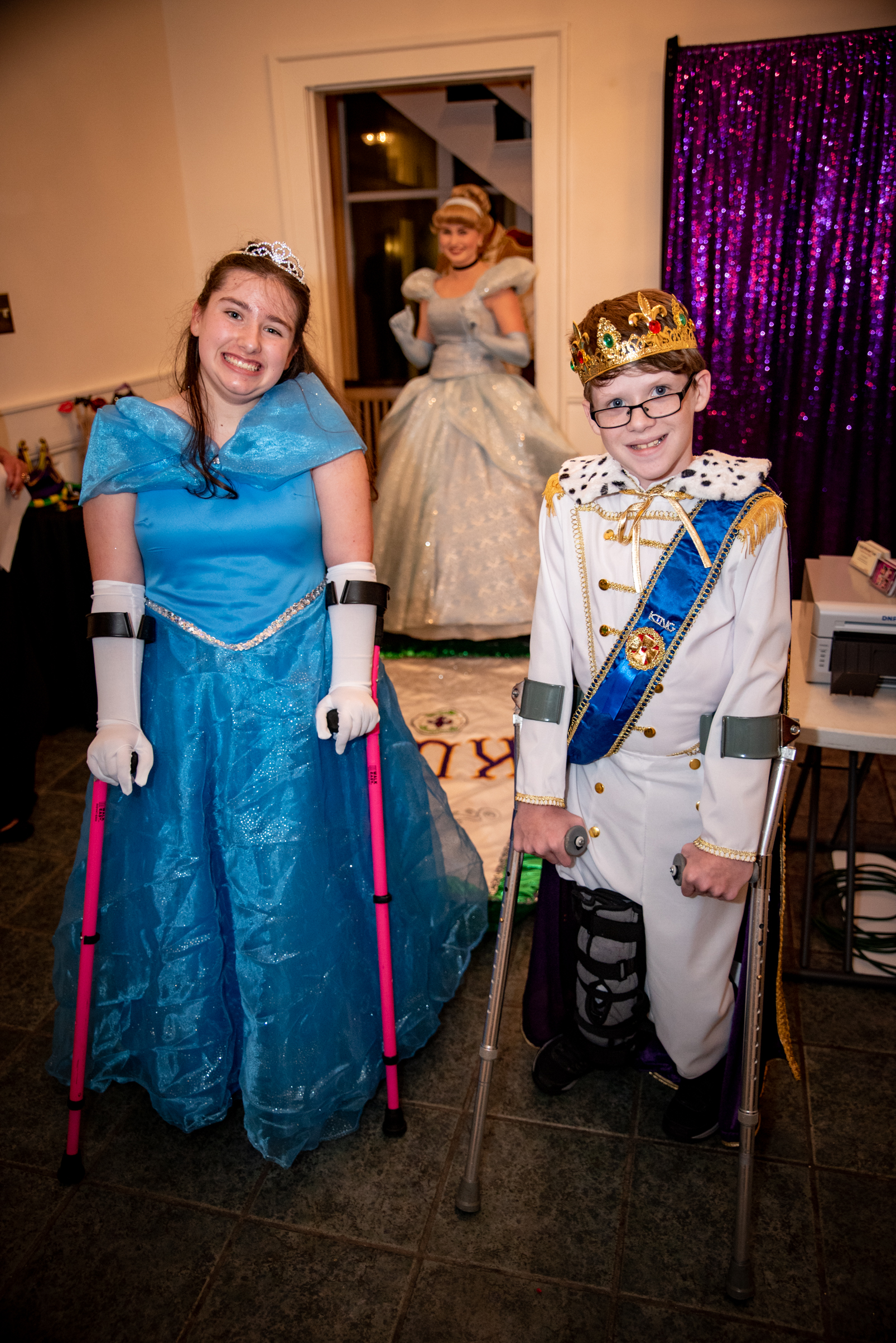 krewe of kindness mardi gras ball -