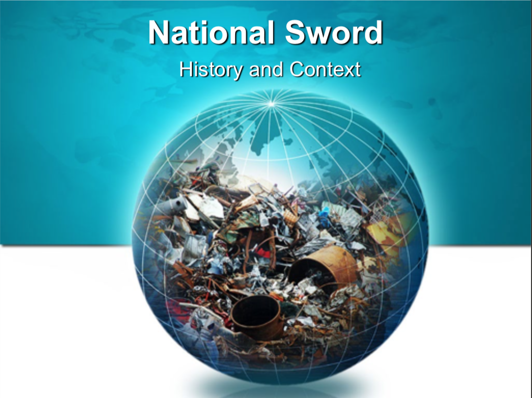 Lorenzo Donini - National Sword