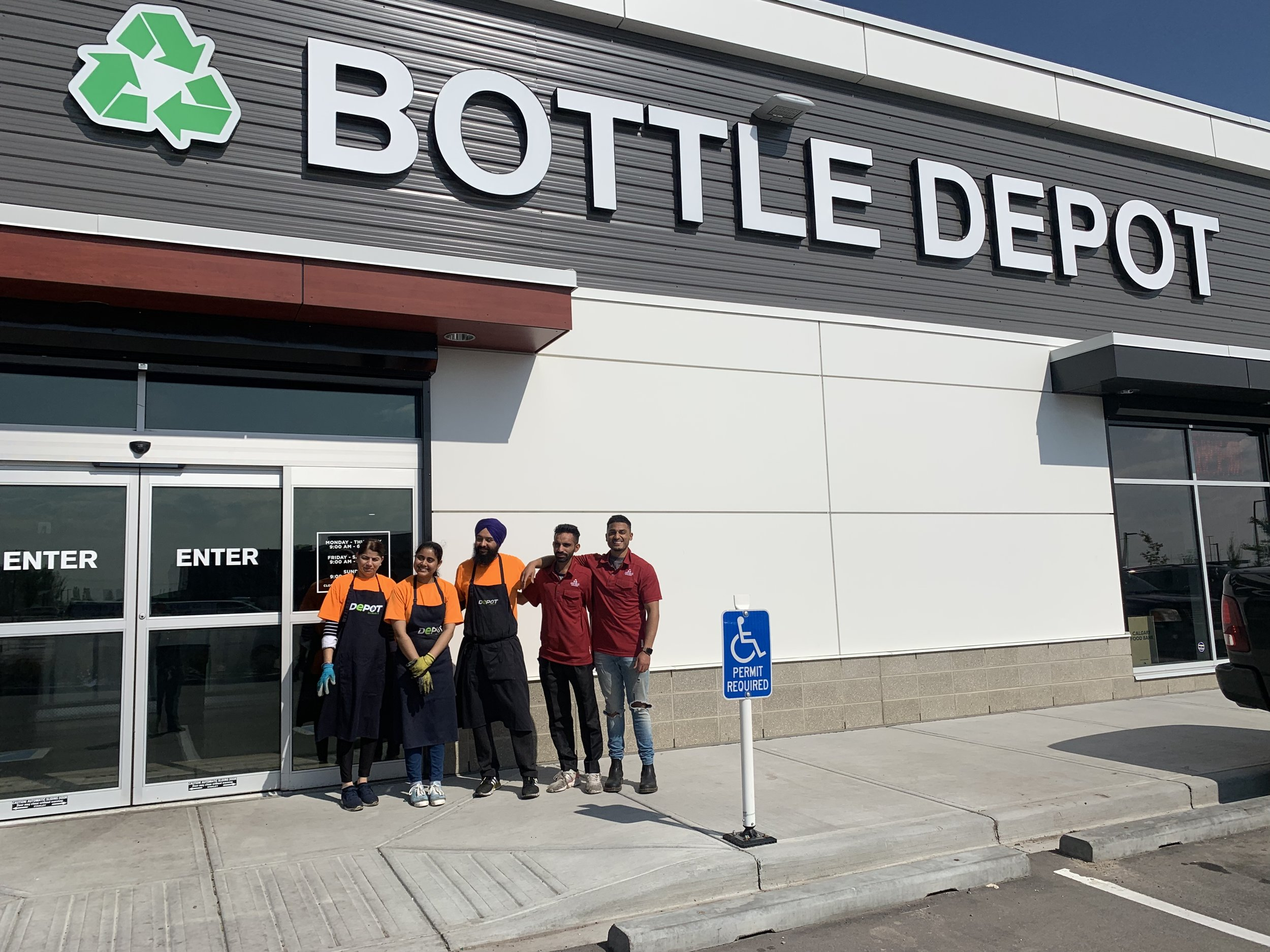East Hills Bottle Depot (Calgary)