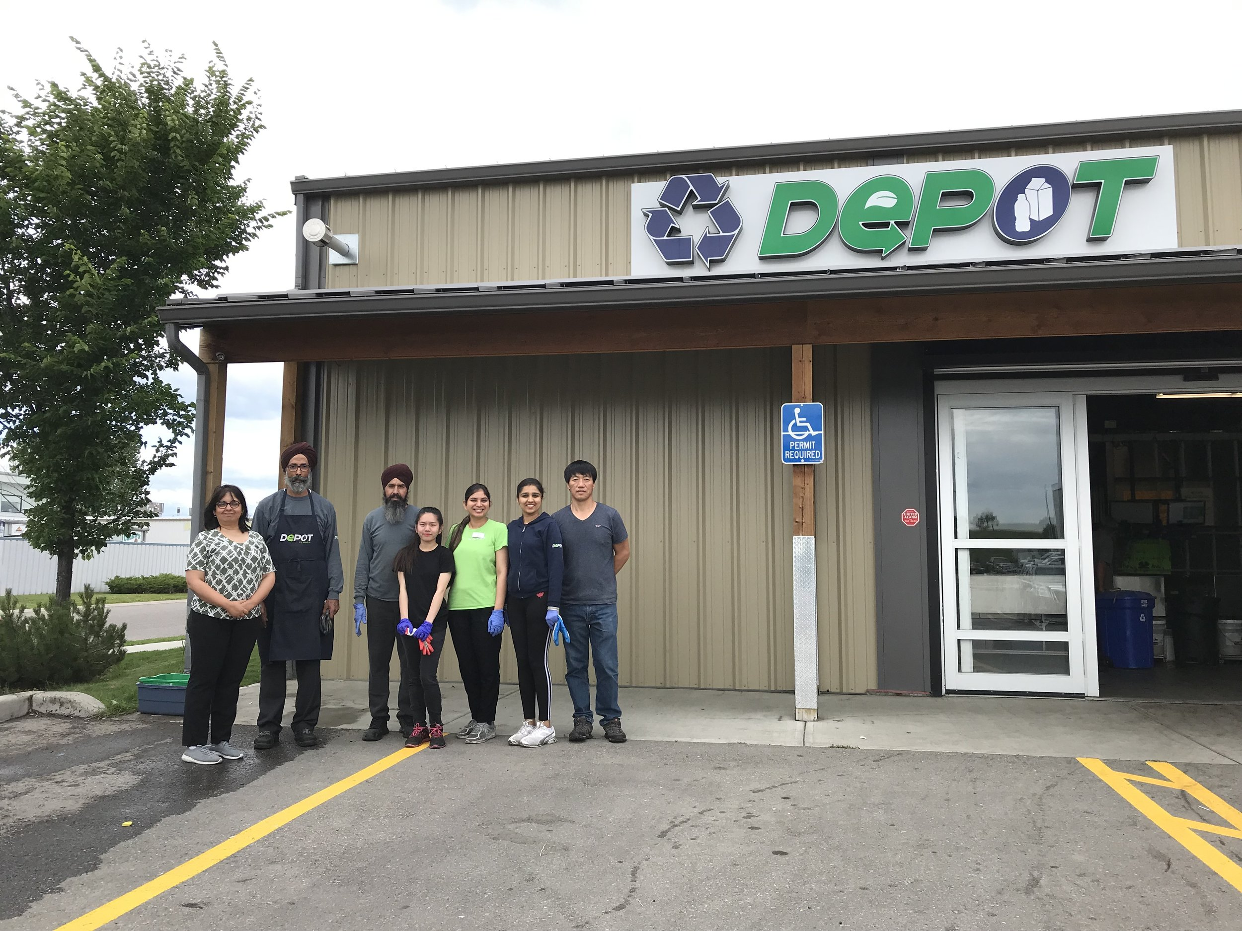 Okotoks Bottle Depot