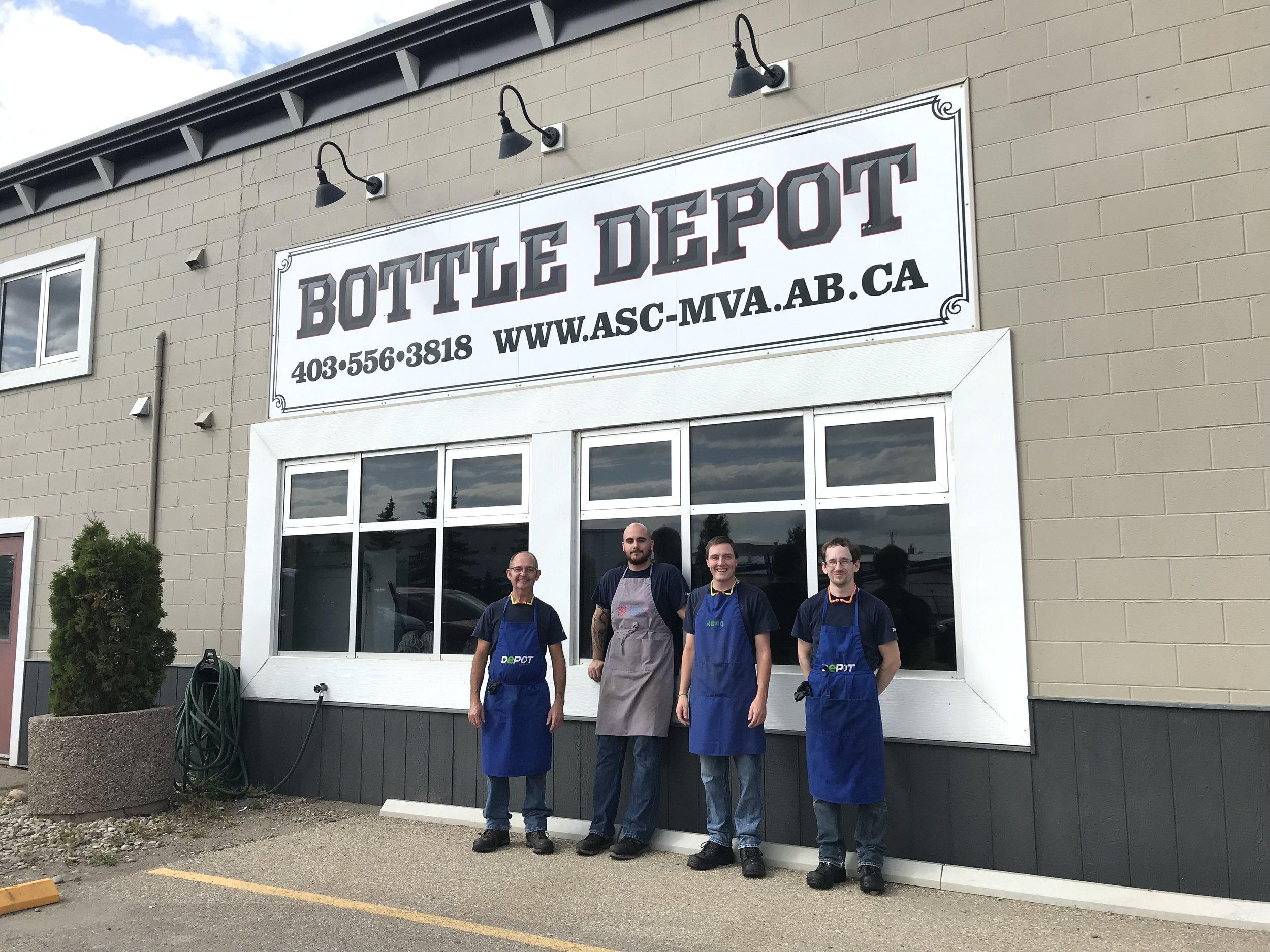 Olds Bottle Depot