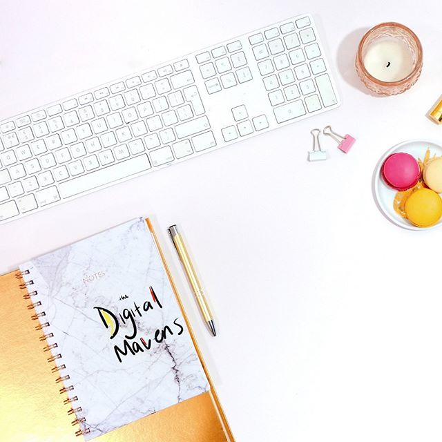 Hello Mavens!  What's on your to-do list this week? And what's keeping you motivated to get stuff done? #mondaymotivation #digitalmavens