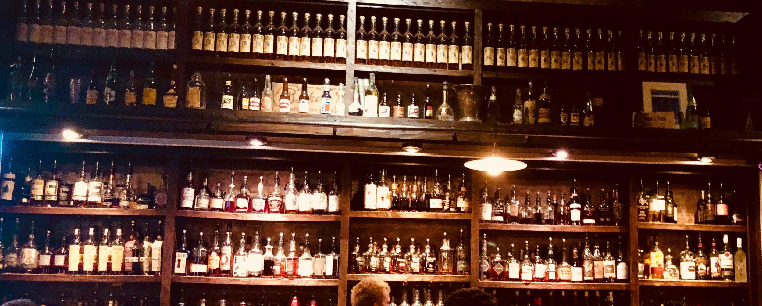 Whiskey Street in Salt Lake City