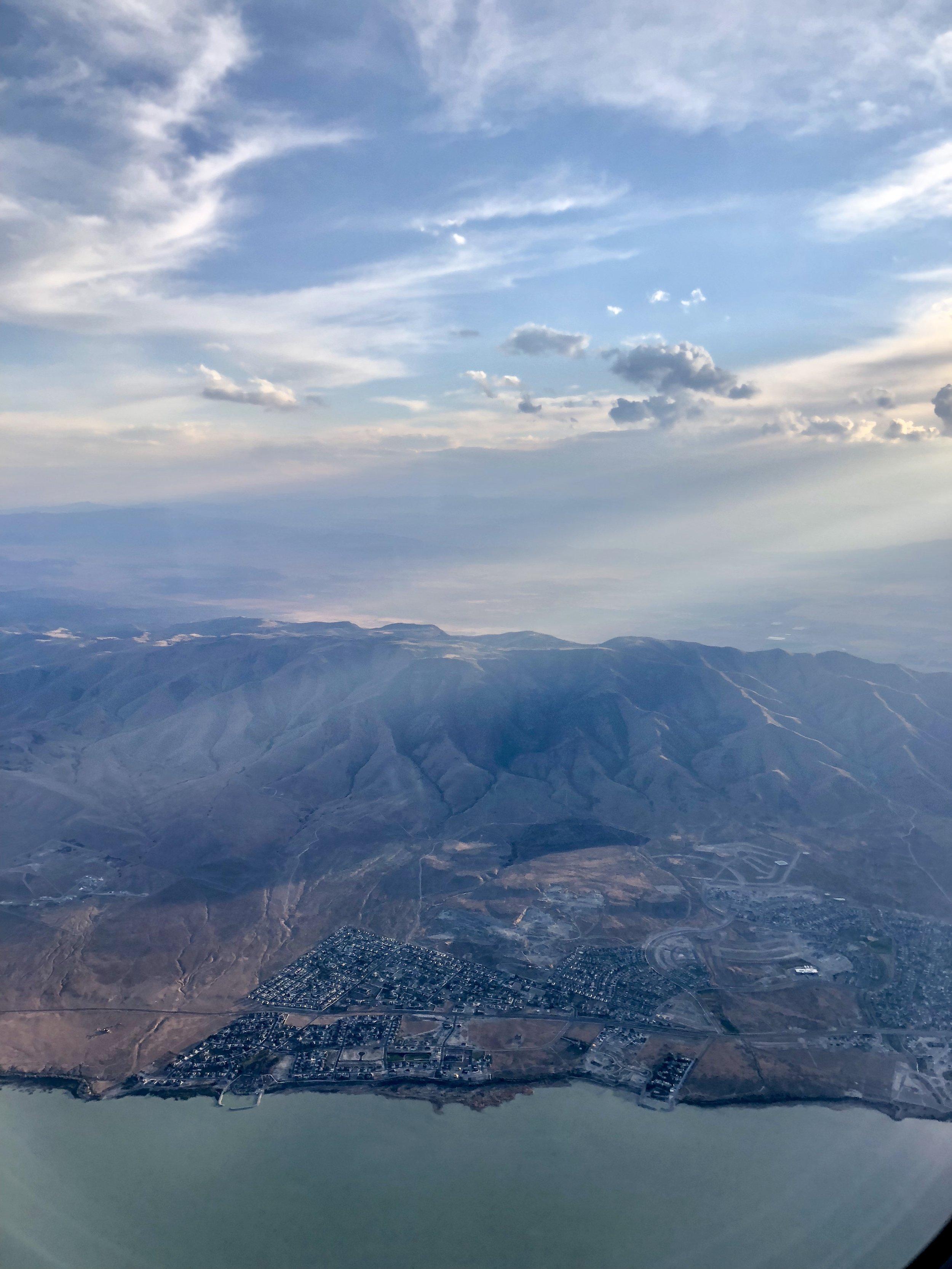 Until we return - stay classy Utah!