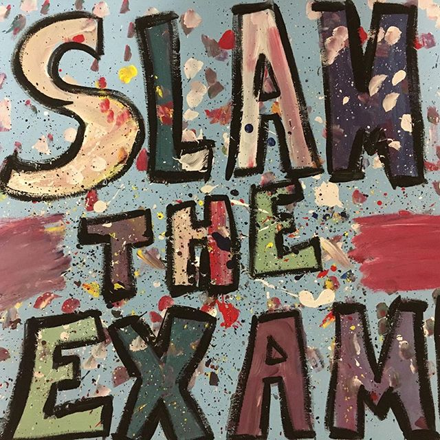 Scholars, sending you love today. You have worked so hard this year, and we ALL believe in you. #SlamTheExam #InsideSuccess