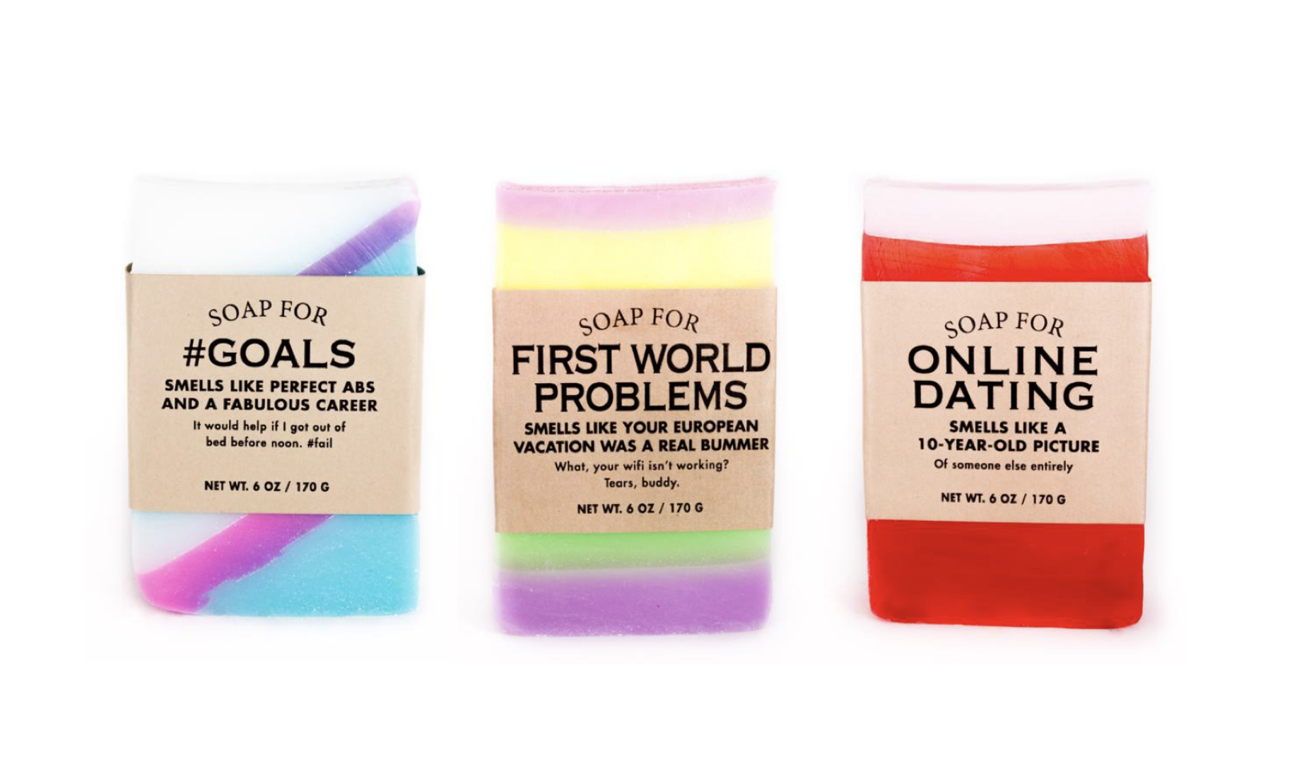 """$8.95 per bar 