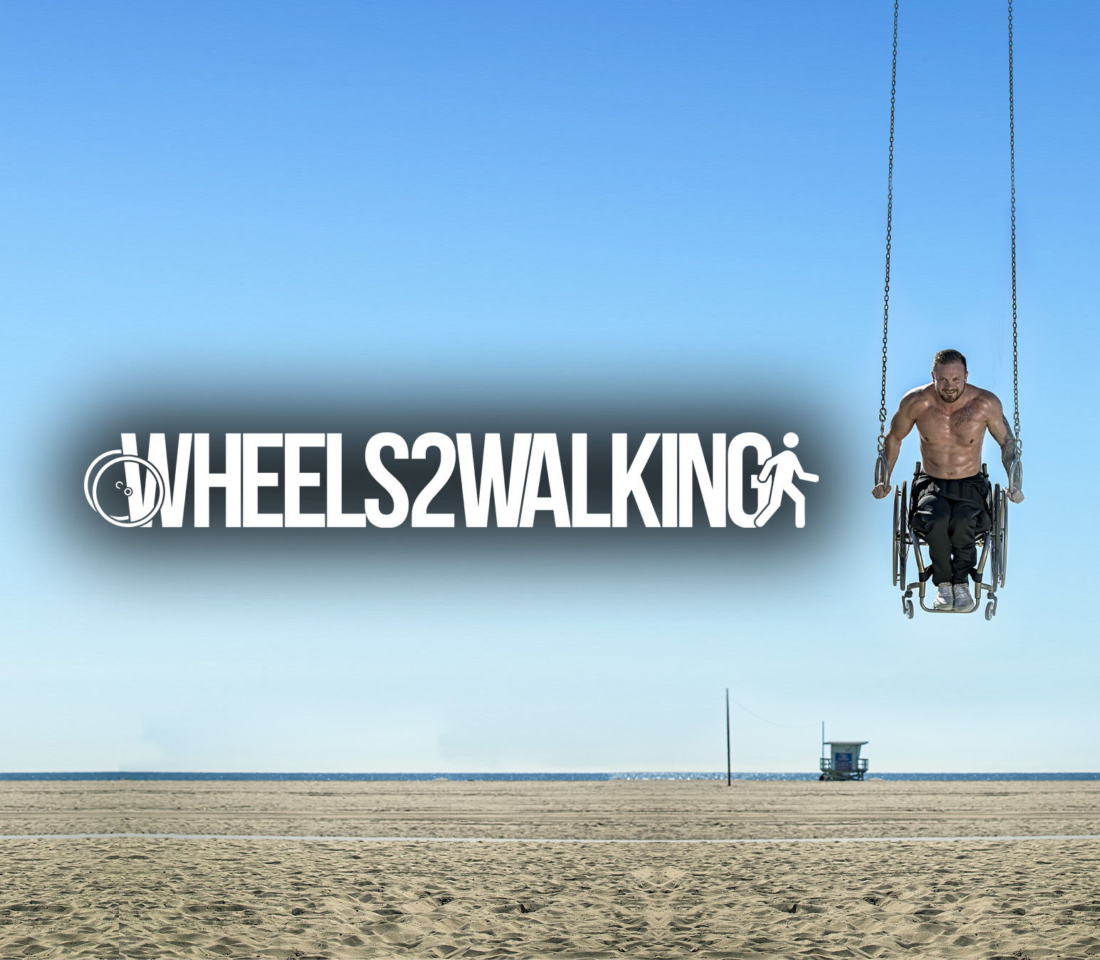 WELCOME TO WHEELS2WALKING. MY NAME IS RICHARD CORBETT.    I make 🎥 for newly injured ♿️ users.
