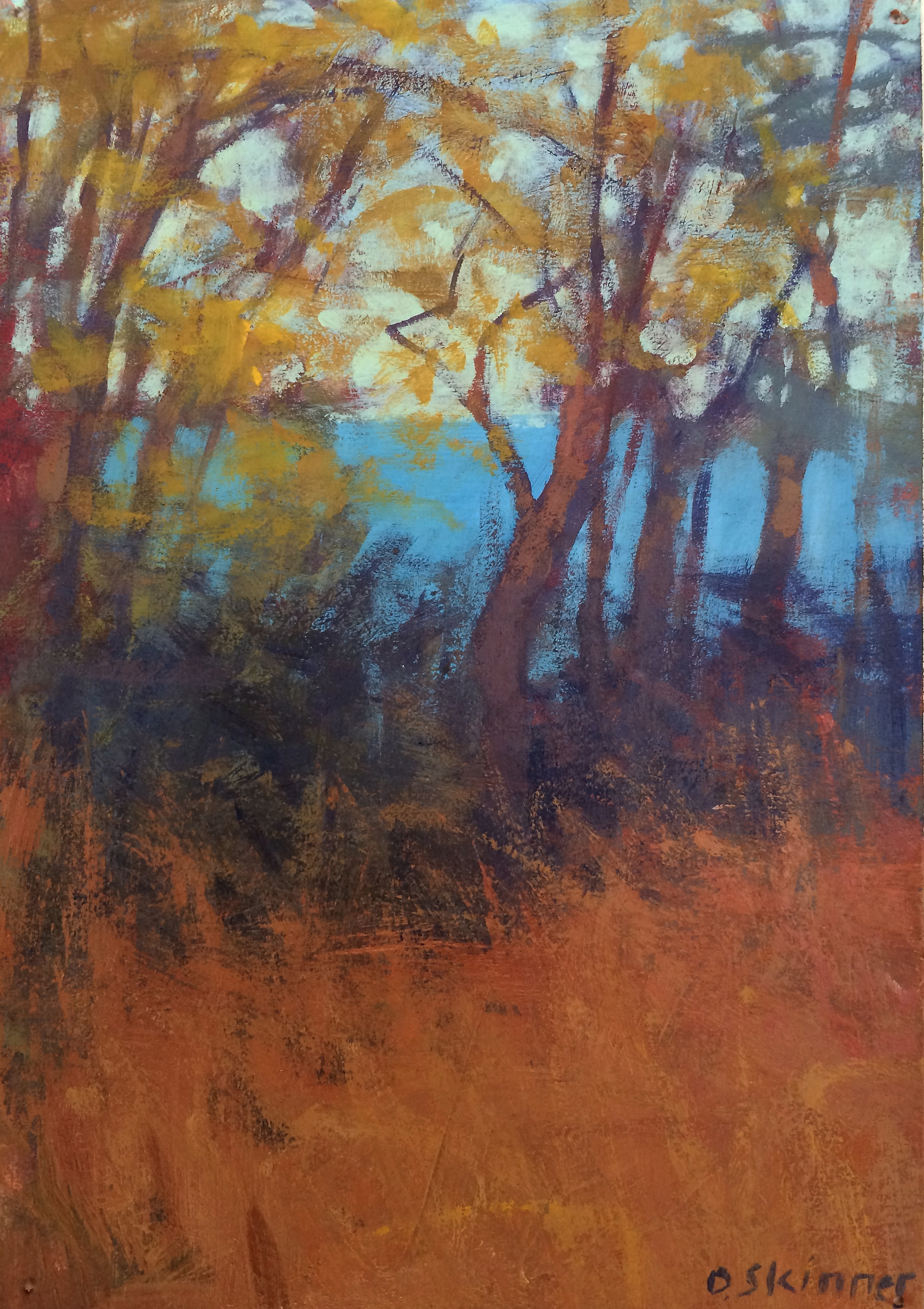Wooded Vista (sold)