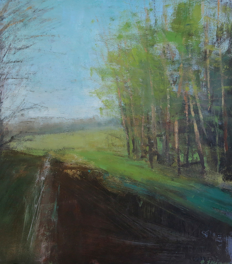 Shaded Clearing (sold)