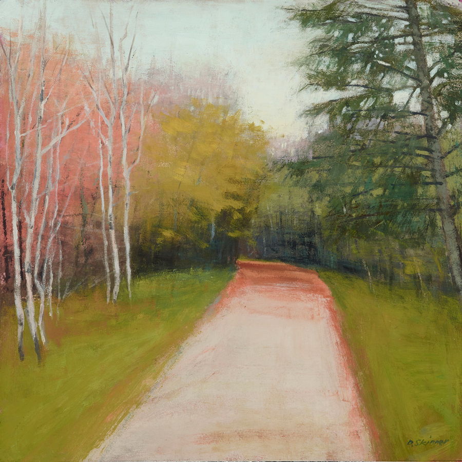 Fall Path (sold)