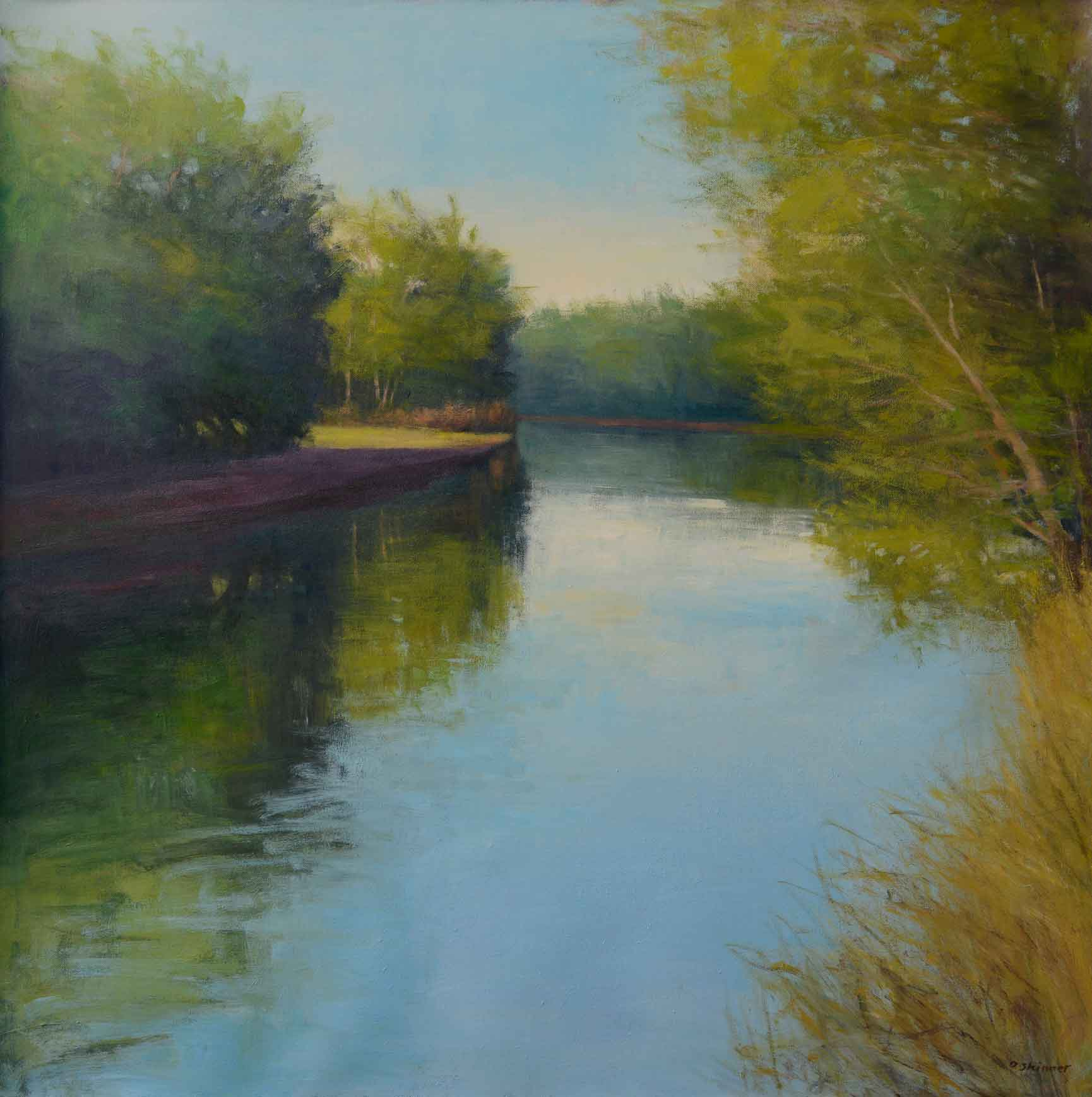 River Reflection (sold)