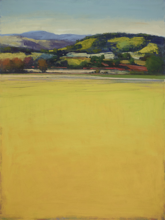Yellow Foreground (sold)