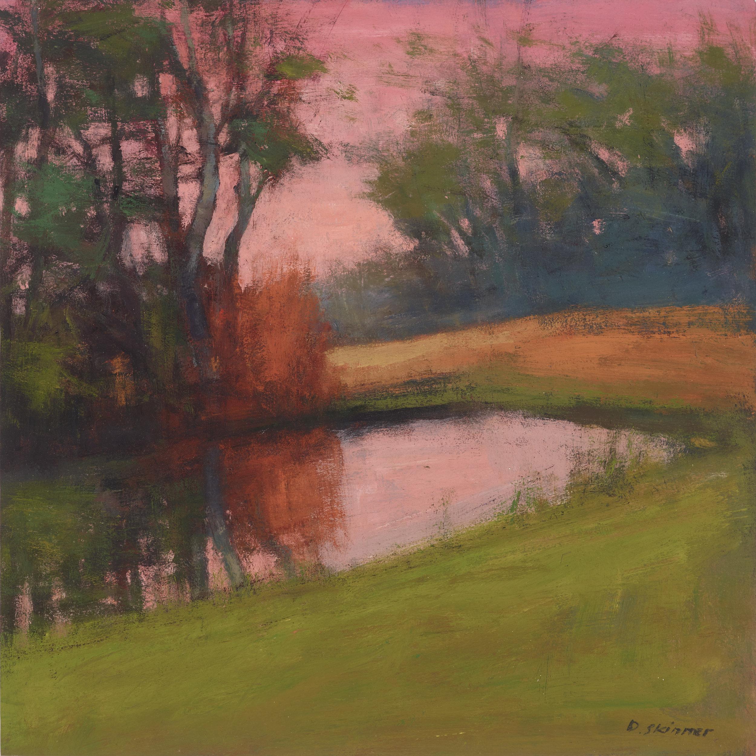 Pink Pond (sold)
