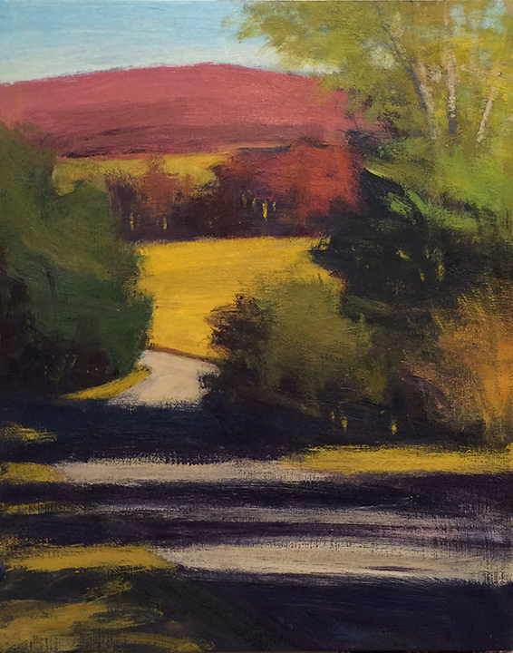 Fairview Afternoon (sold)