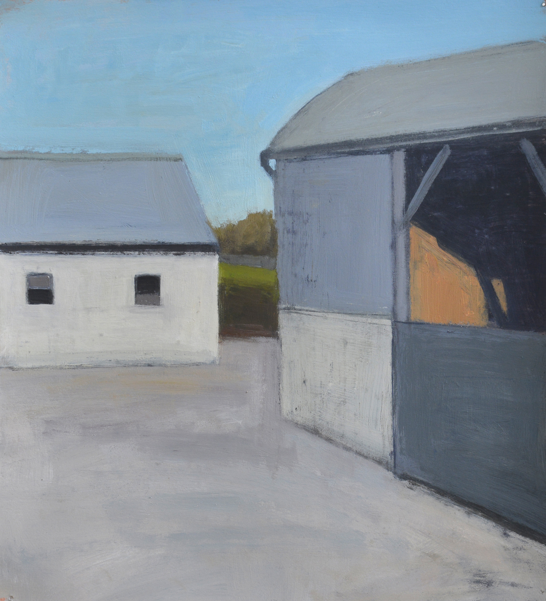Barn Abstraction (sold)